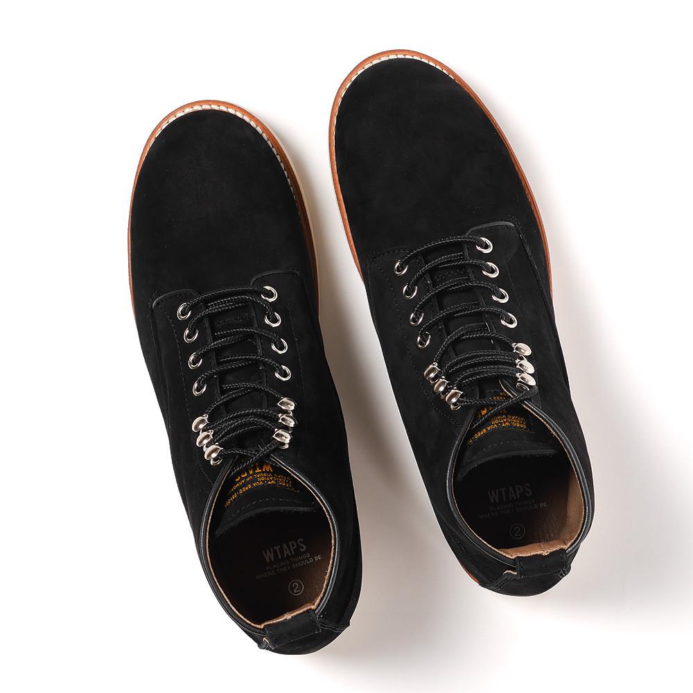 WTAPS - Plaintoe Boots.3
