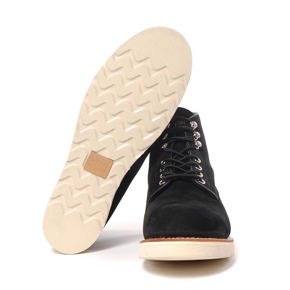 WTAPS - Plaintoe Boots.4