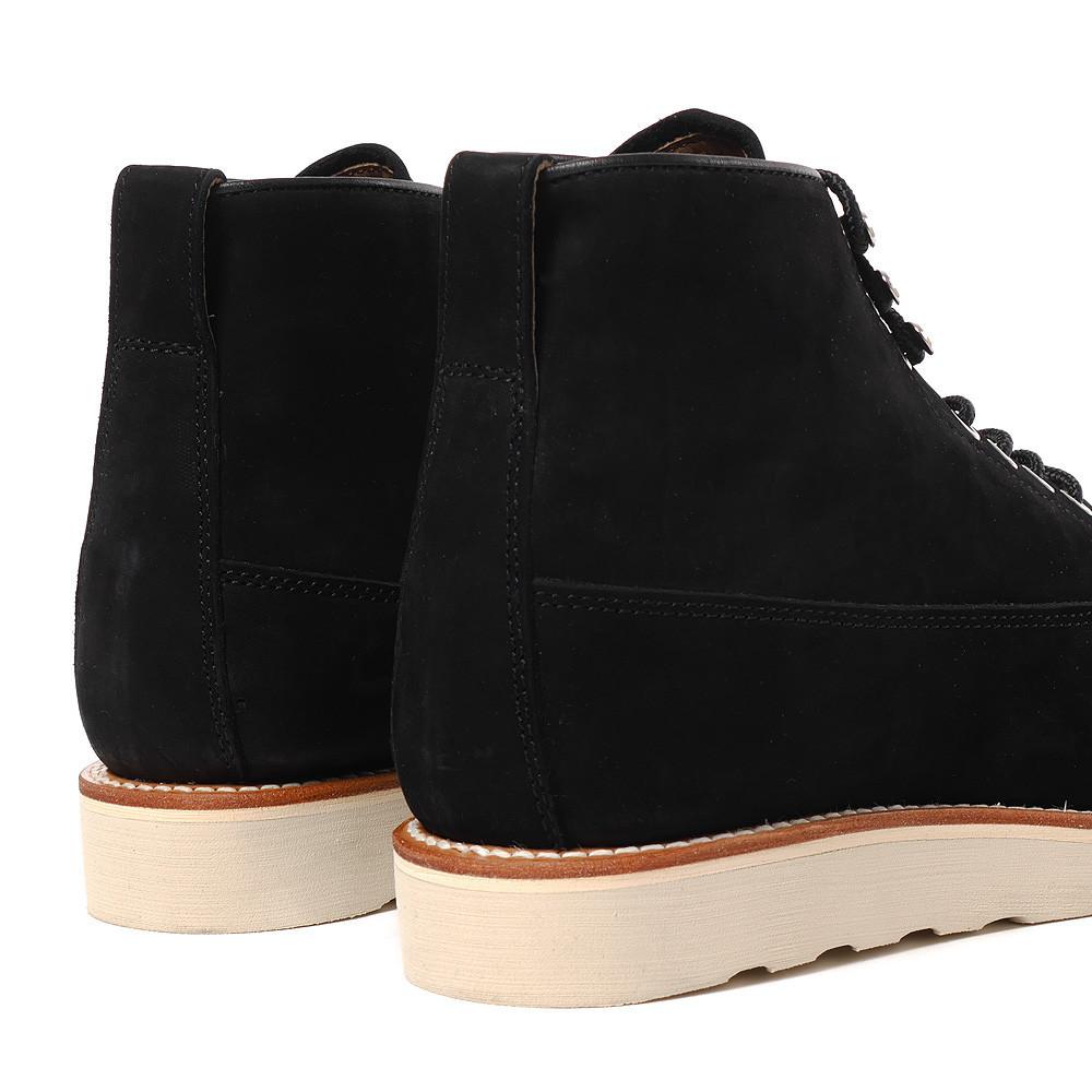 WTAPS - Plaintoe Boots.5