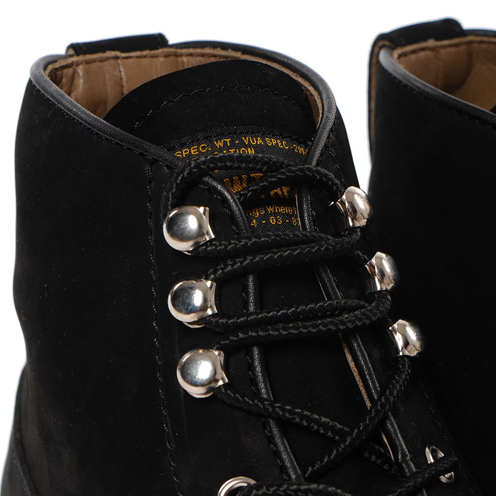 WTAPS - Plaintoe Boots.6