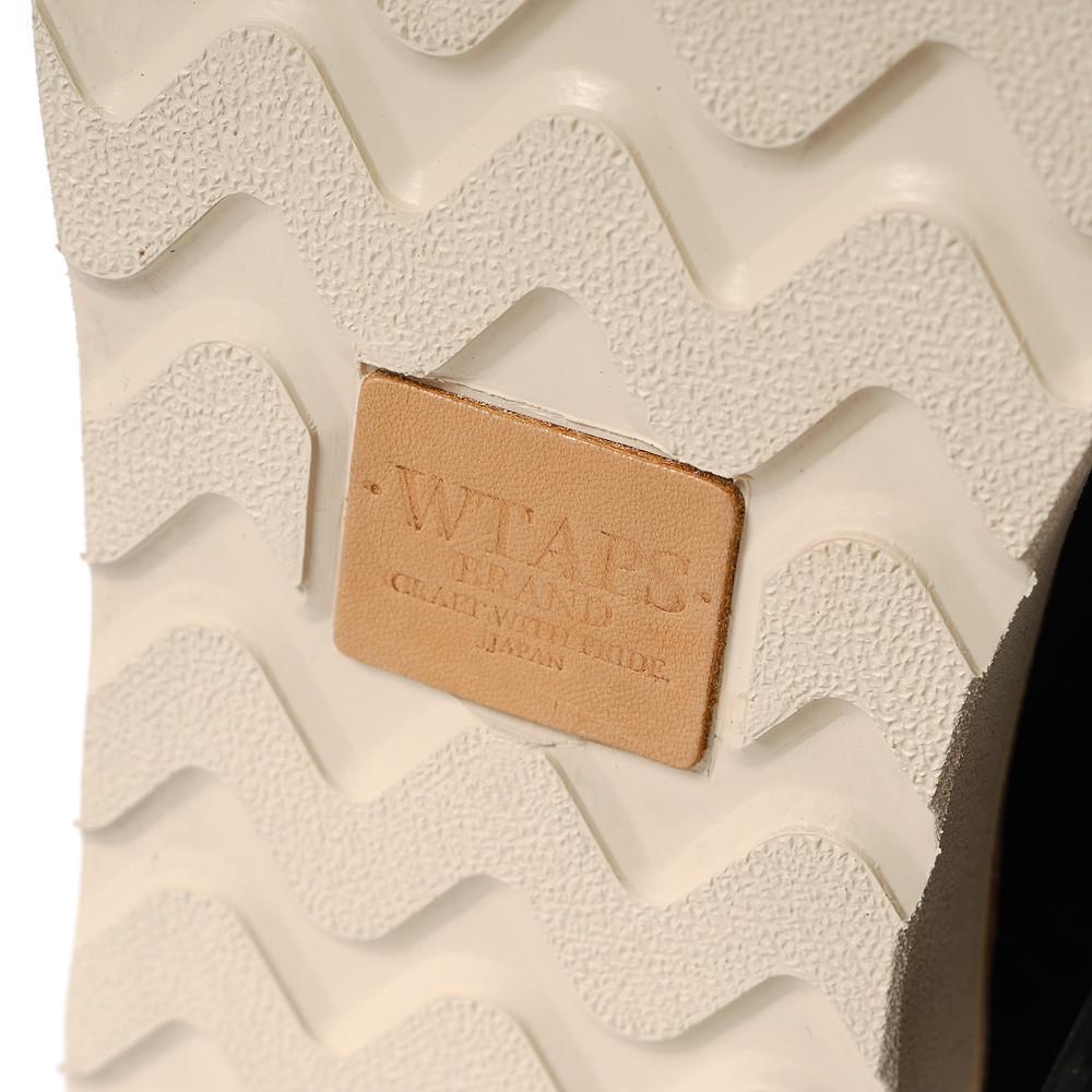 WTAPS - Plaintoe Boots.7