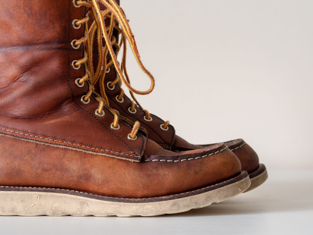 Red Wing Shoes 877