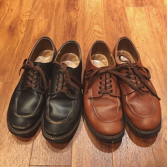 used red wing shoes #8070 & #8071