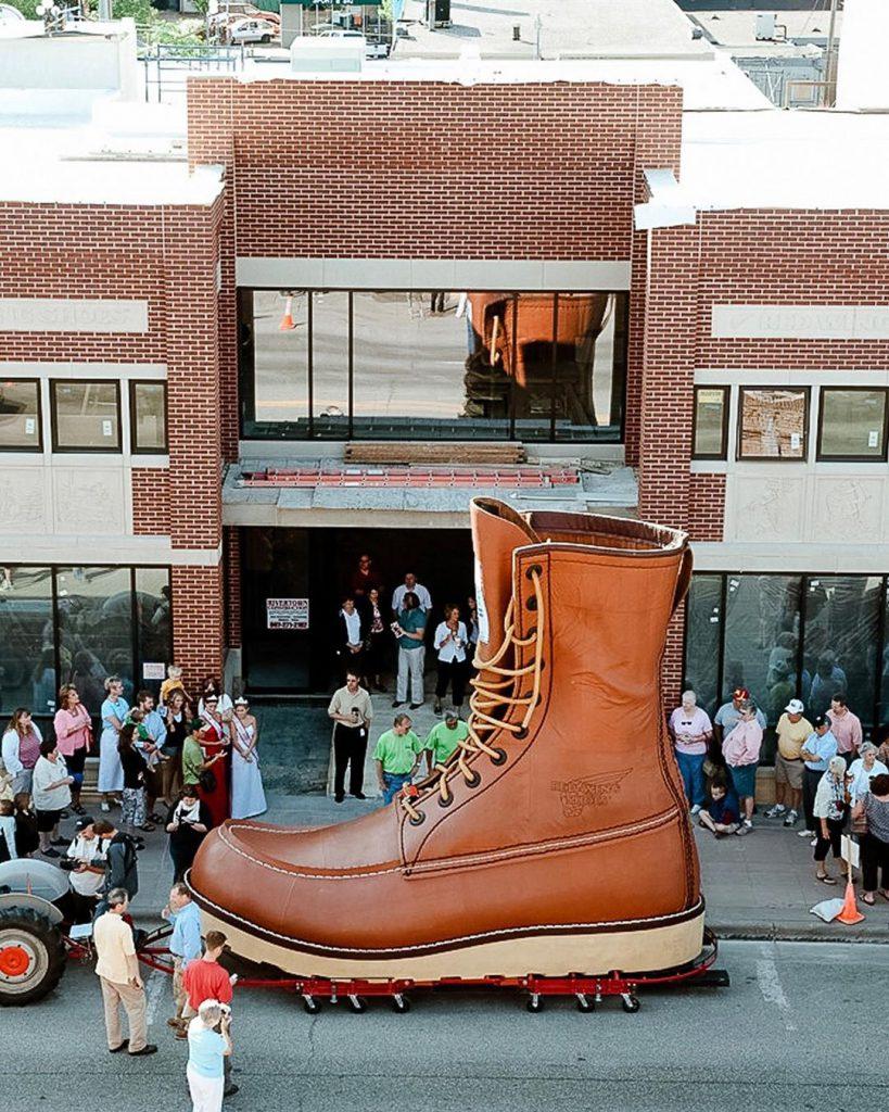 World's Biggest Boot