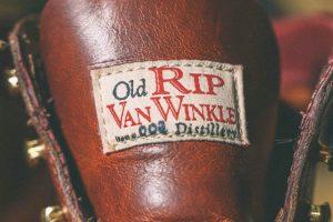 Old Rip Van Winkle x Wolverine 1000 Mile Cap-Toe Boot.